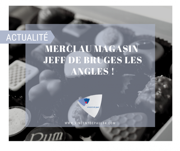 Merci au magasin Jeff de Bruges Les Angles !